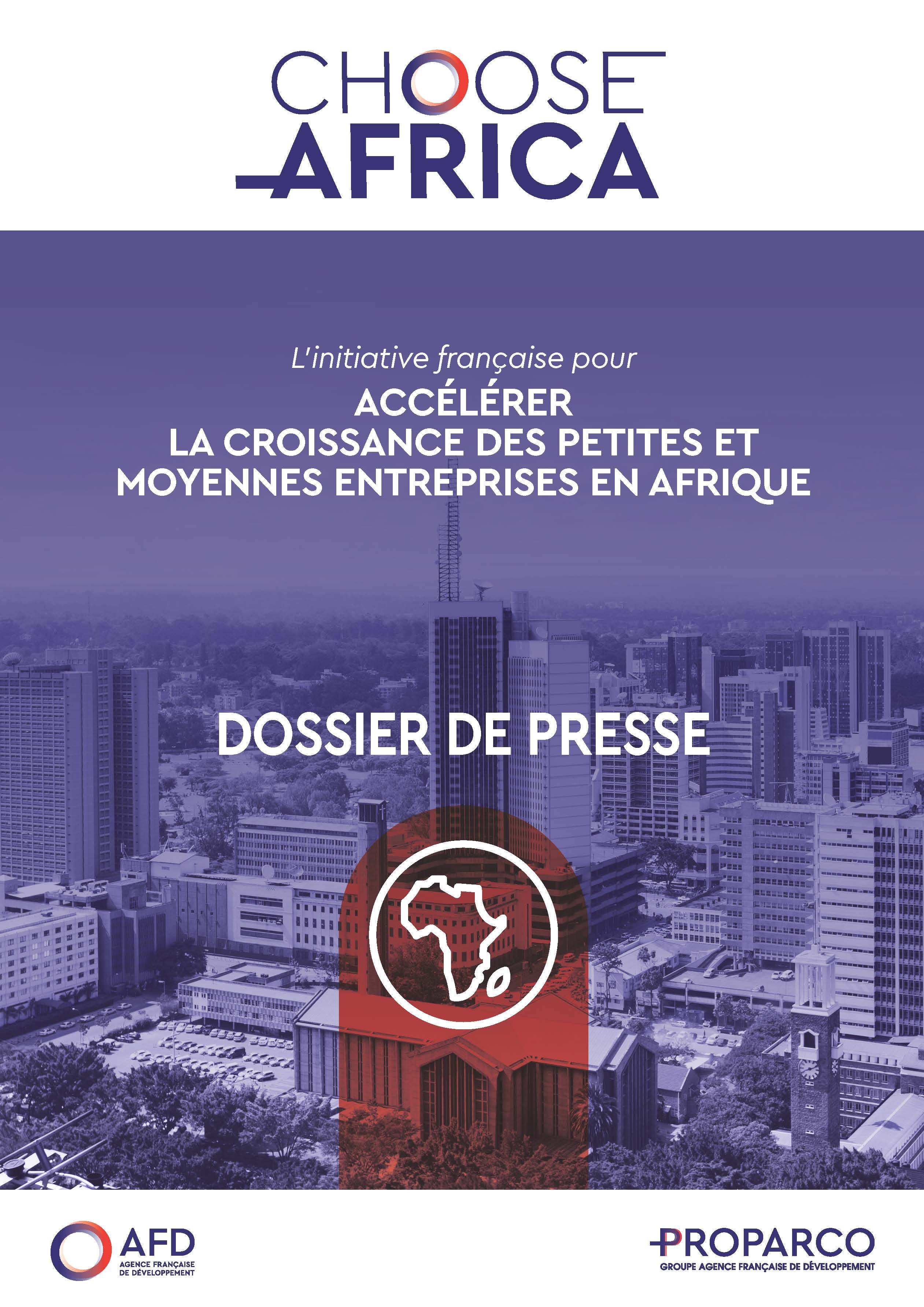 DOSSIER DE PRESSE-CHOOSE AFRICA fr