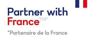 Logo Partner with France