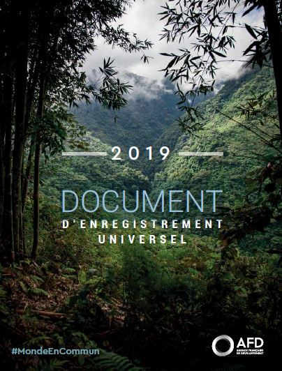 Document d'enregistrement universel 2019