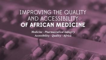 Improving the quality and accessibility of african medicine