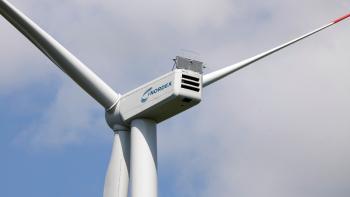 Syvash windfarm