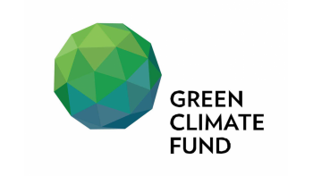 Logo Green Climate Fund