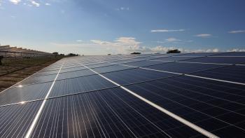 Centrale solaire Neoen
