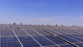 Centrale solaire de Kael au Sénégal