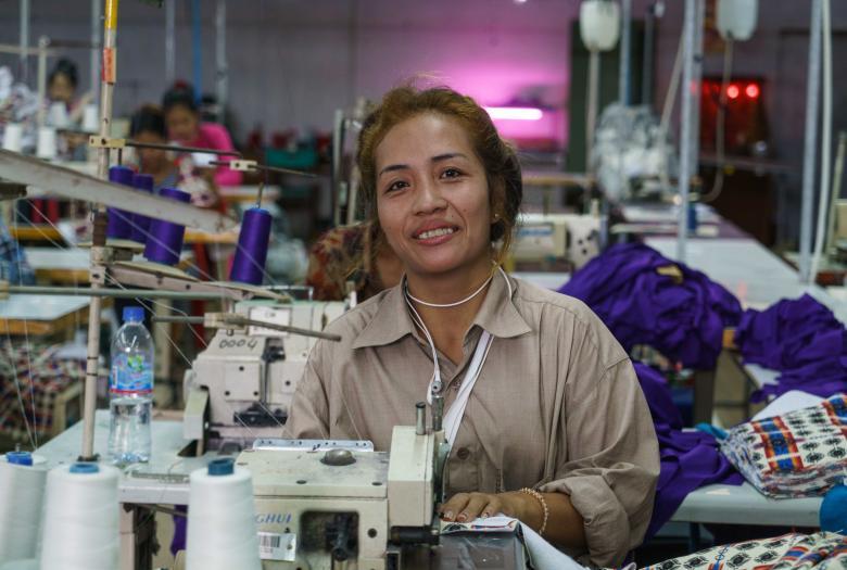 femme, microfinance, cambodge