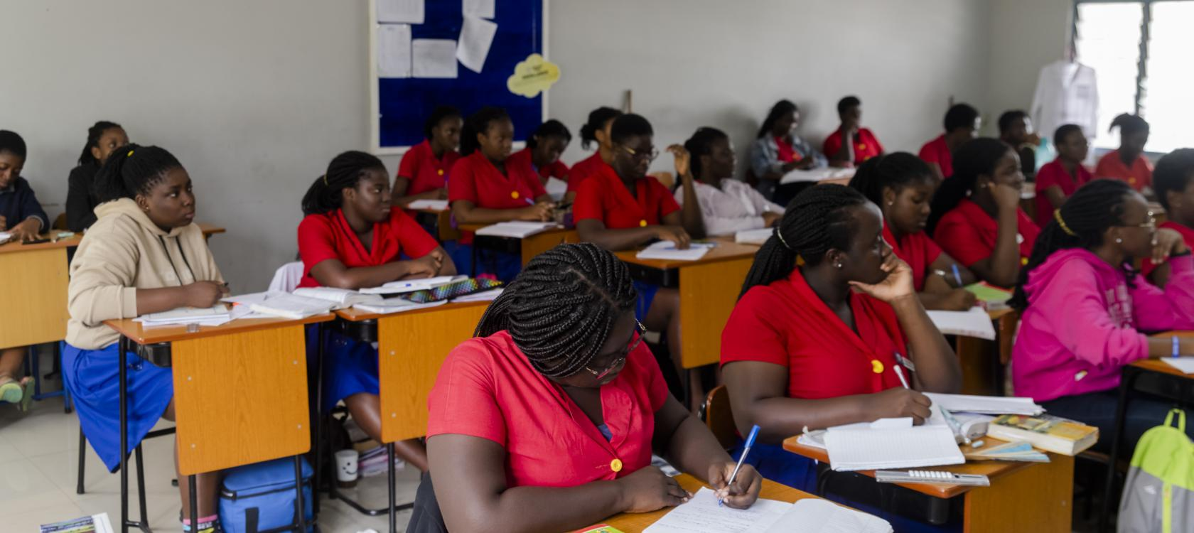 Ghana - Education Collegiennes-Legacy Girls 2