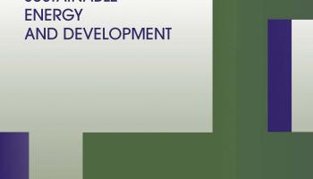 Financing sustainable energy and development