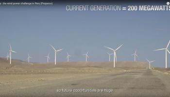 Cobra : the wind power challenge in Peru