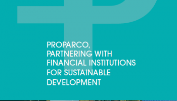 Coverage proparco partnering with financial institutions
