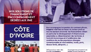 fiche Partenaires Choose Africa en Cote d Ivoire