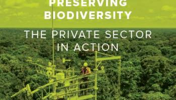 : Preserving biodiversity, the private sector in action