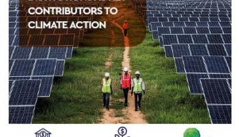 Financial institutions as key contributors to climate action