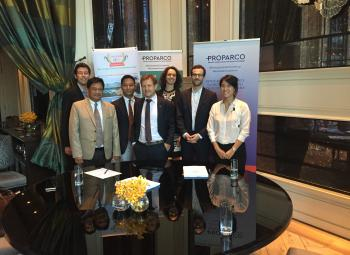 Signature du projet Golden Rice