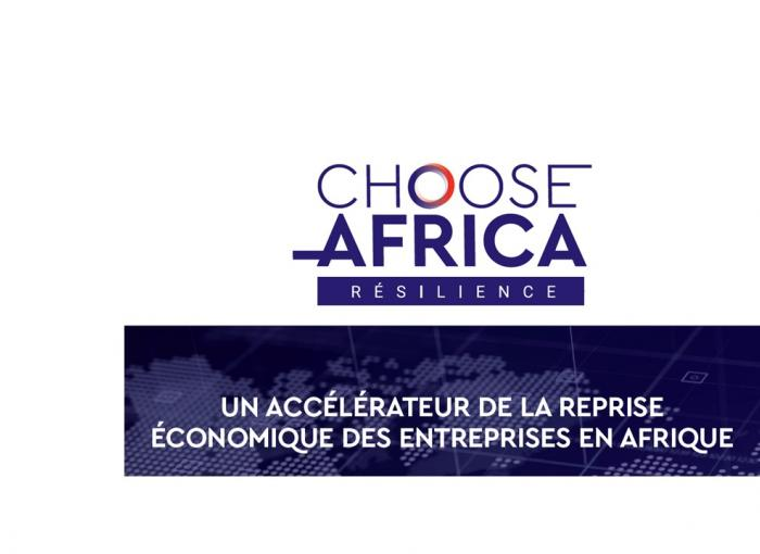 Visuel Choose Africa Résilience